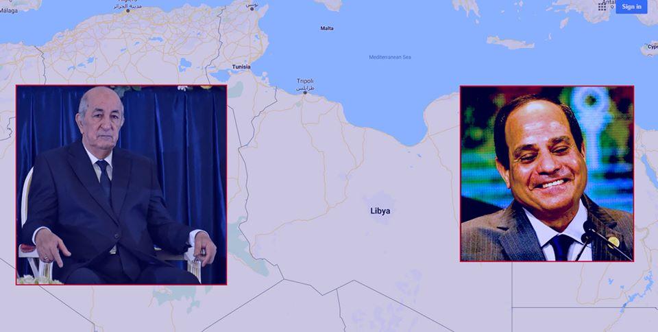 الجزائر ترد على السيسي بطريقتها..