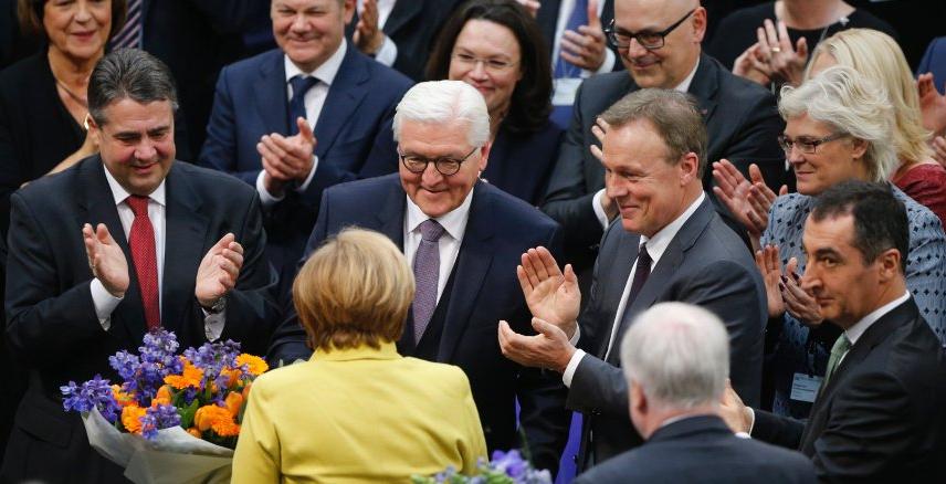 فرانك فالتر شتاينماير رئيسا جديدا لألمانيا