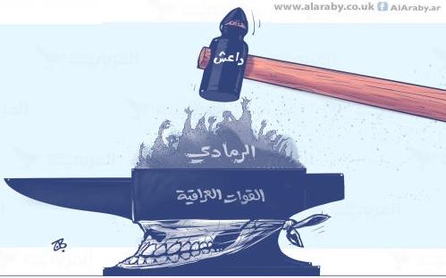التحالف الدولي ضد داعش & التحالف العربي ضد داعش