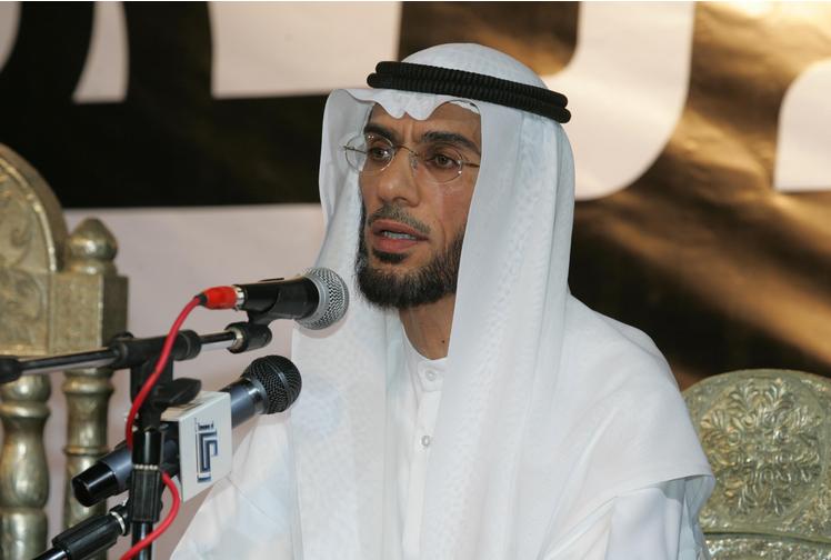 المفكر الإسلامي الكويتي محمد العوضي يستصرخ لحلب