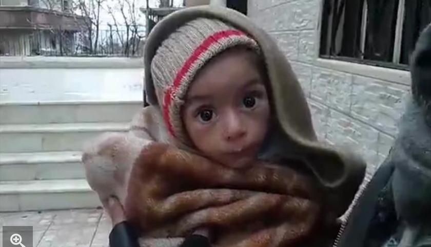 مضايا..عار يلطّخ جبين المجتمع الدولي