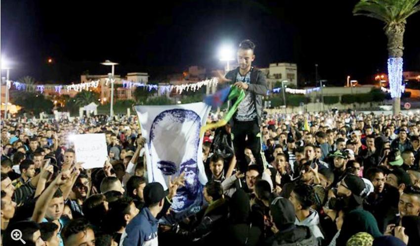 الحسيمة المغربية.. احتجاجات تتسع وتحذير من التجاهل