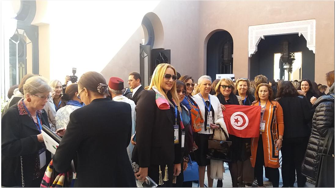 انطلاق فعاليات الملتقى الاقتصادي لسيدات الأعمال العربيات في نسخته الأولى بمراكش