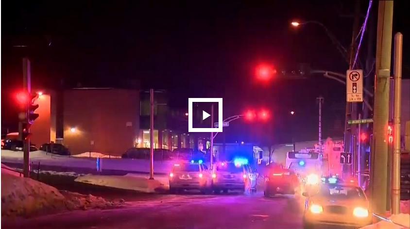 الشرطة الكندية تواصل التحقيق بالهجوم على المسجد