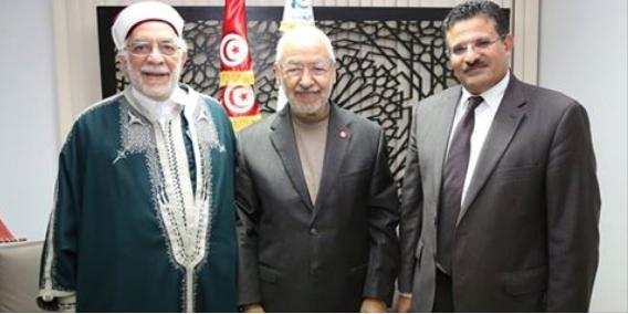 تونس: عبدالفتاح مورو يخلف عبدالسلام على التمثيل الخارجي للحركة