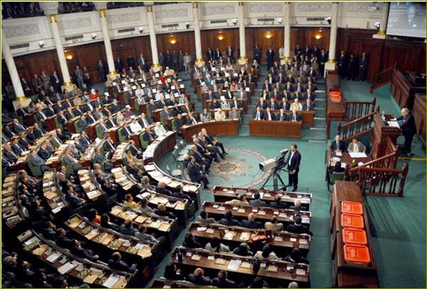 مجلس نواب الشعب يلغي الاحتفال بذكرى المصادقة على الدستور